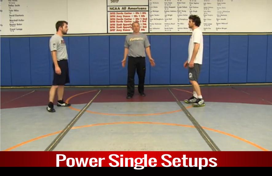 Single Leg: Power Single Setups