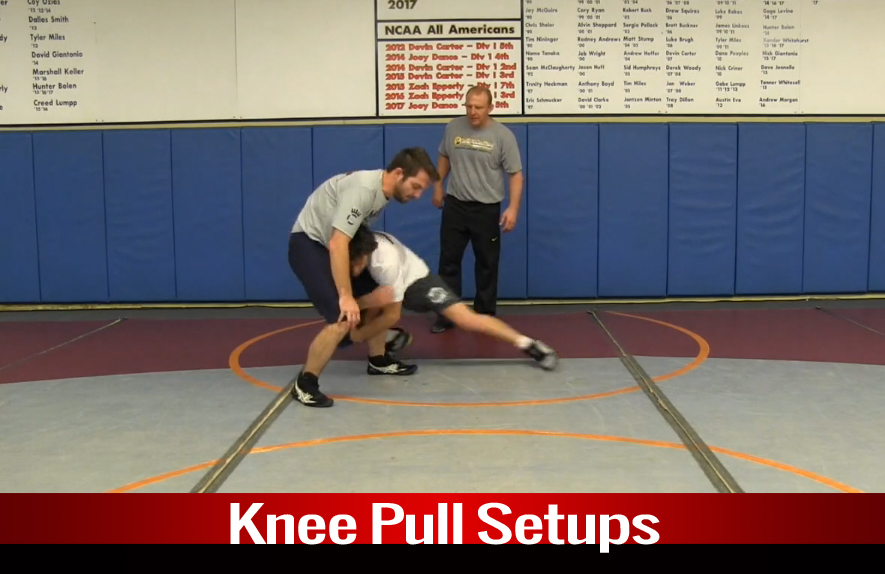 Single Leg: Knee Pull Setups