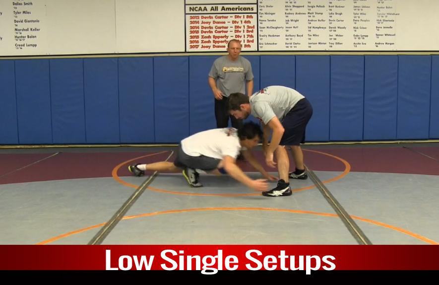 Single Leg: Low Single Setups