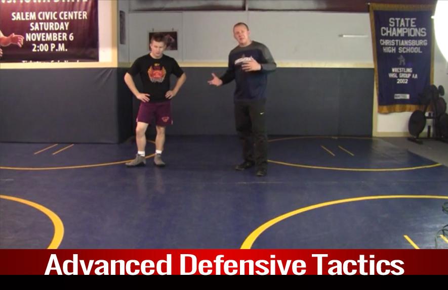 Single Leg: Advanced Single Leg Defensive Tactics