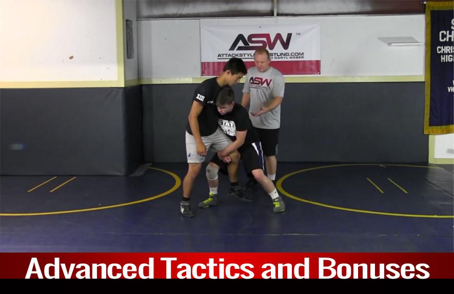 Single Leg: Advanced Tactics and Bonuses