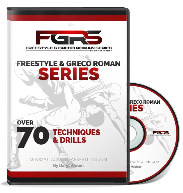 Freestyle & Greco Roman Series