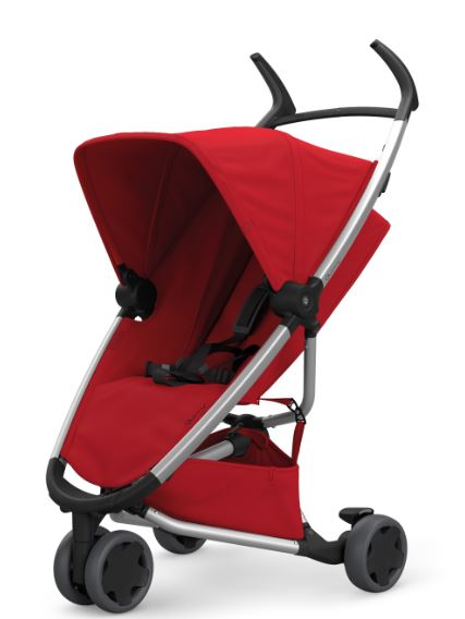 The Zapp Xpress in Red from Quinny