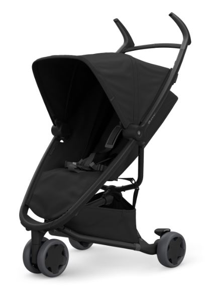 The Zapp Xpress in Black from Quinny