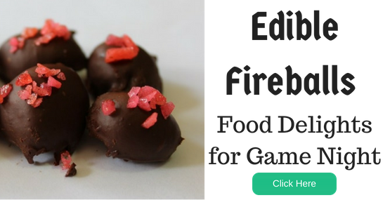 Easy Food Ideas for D&D Game Night – SkullSplitter Dice