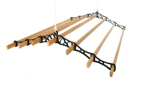 7 Lath Supreme Ceiling Airer