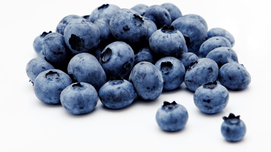 Blueberries for green juices