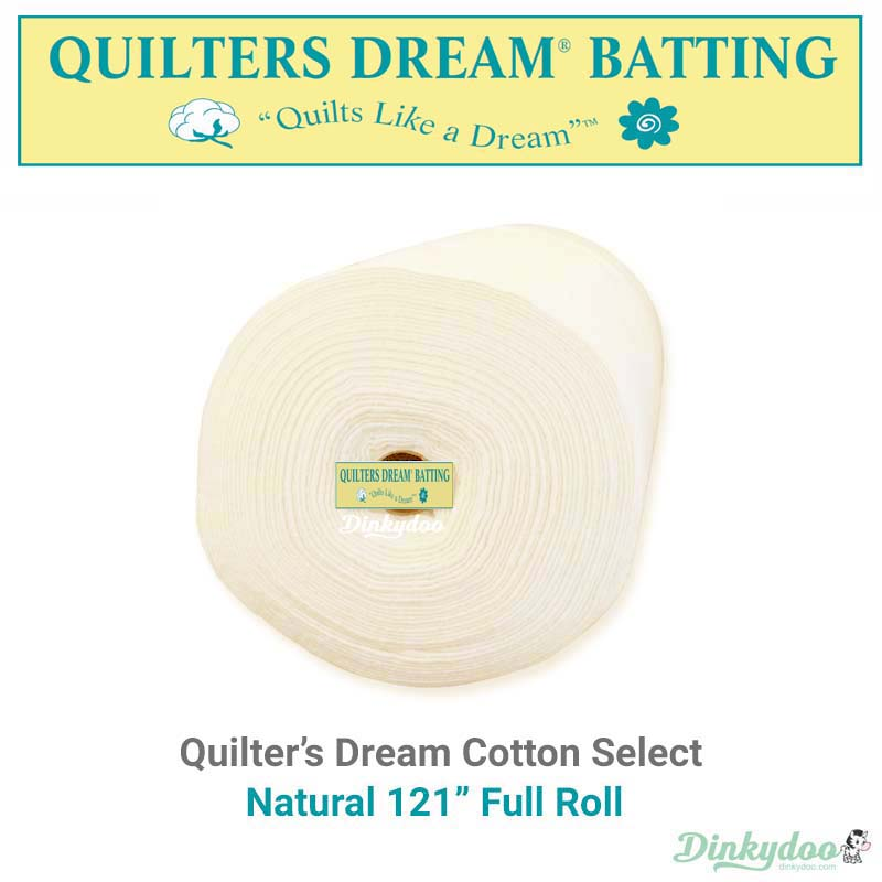 quilters dream select batting 121