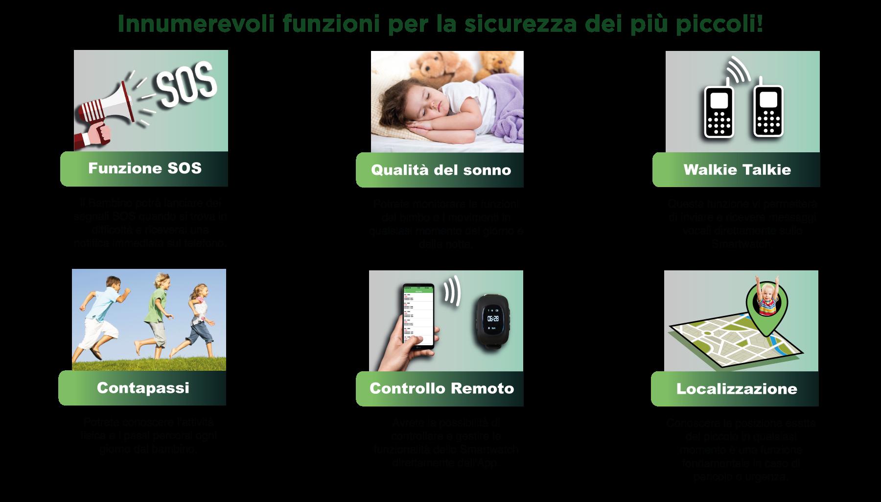 SMART WATCH TATTICO V3 - iOS/ANDROID