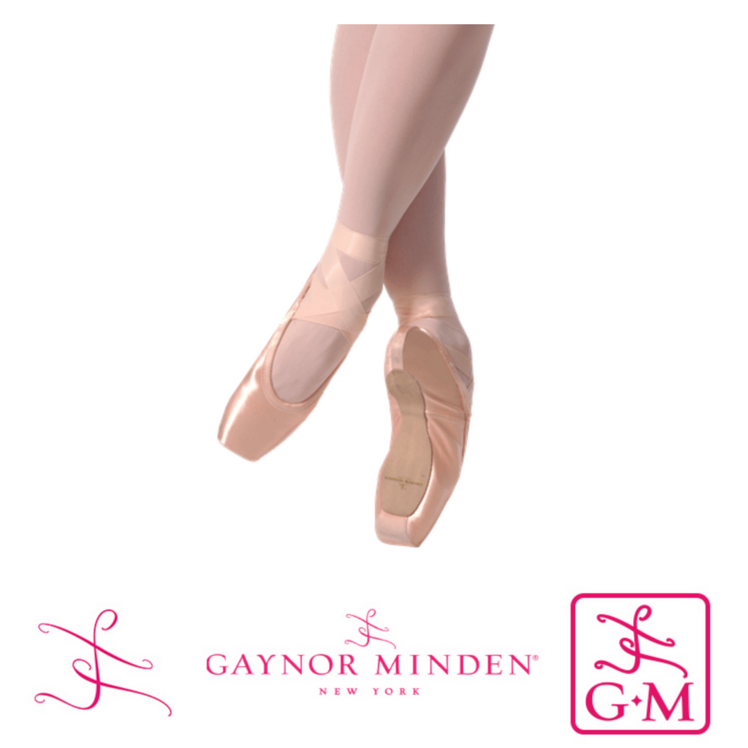 Gaynor Minden Pointe Shoes Sculpted Collection