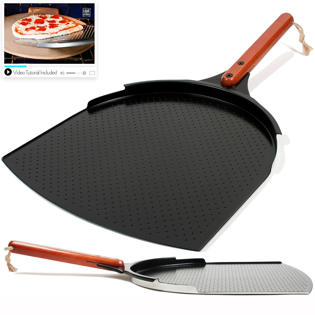 The Ultimate Pizza Peel