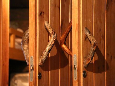 Sauna Wood