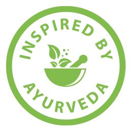 INSPIRED BY AYURVEDA