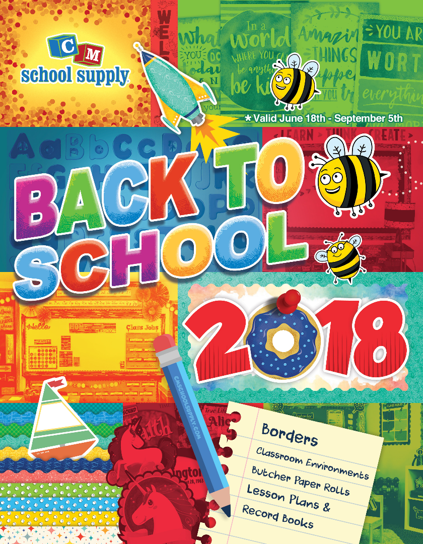 Download Our Back To School Catalog