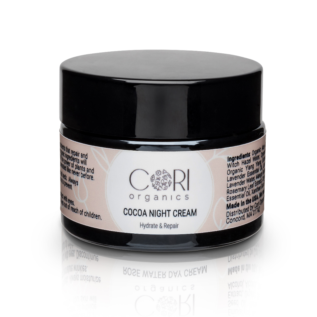 Cocoa Night Cream
