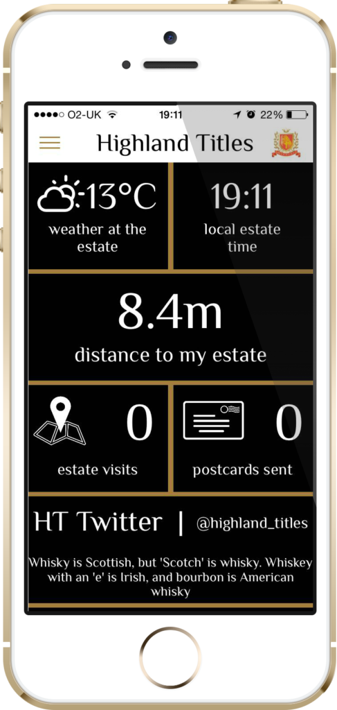 Estate Manager Dashboard