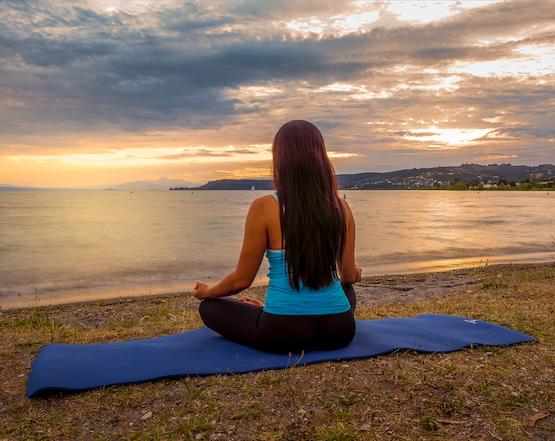 Shantihi Yoga Peace