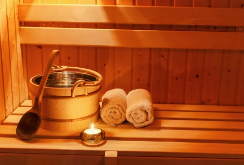 Use of Infrared Sauna