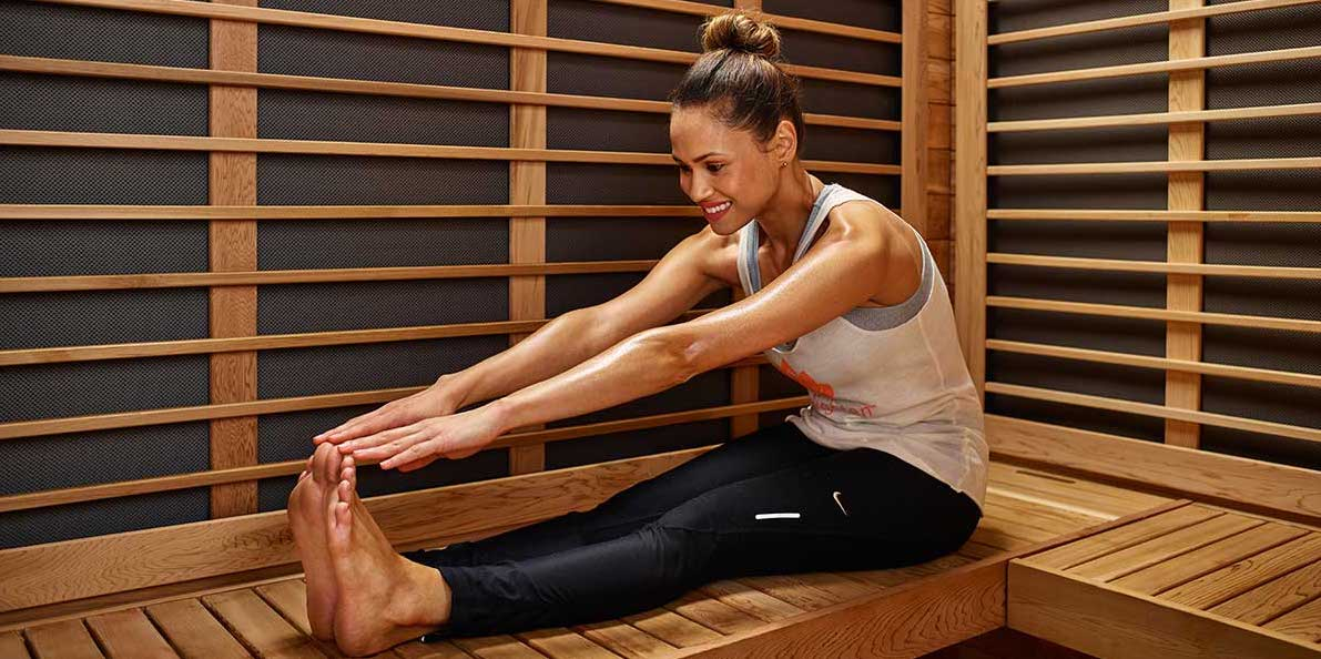 HEALS MUSCLES AND WOUNDS - MY SAUNA WORLD