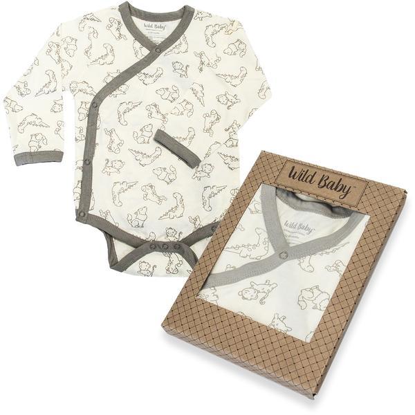 Organic Wild Baby Kimono