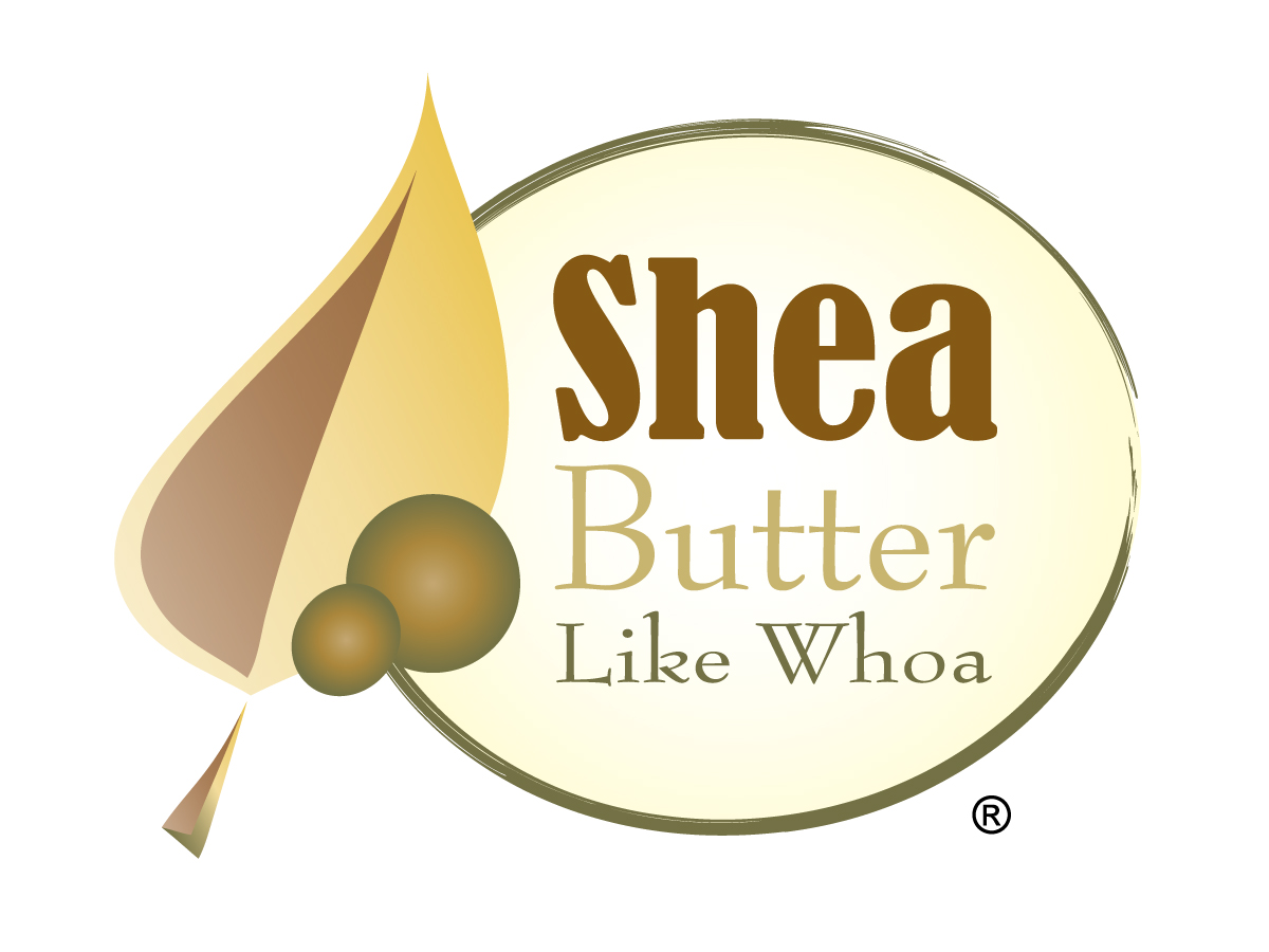 Shea Butter Like Whoa Logo