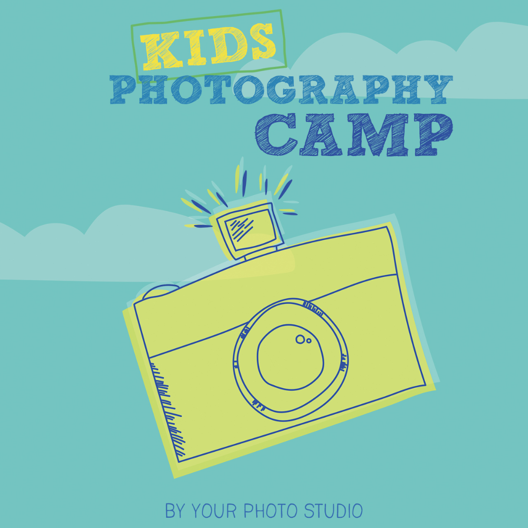 Teach Photography to Kids Curriculum Camp