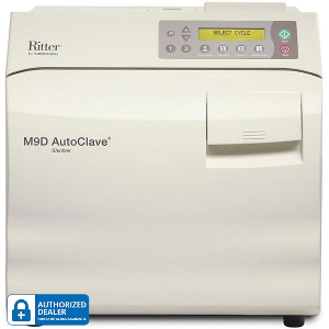 Midmark Ritter M9D UltraClave Sterilizer Autoclave