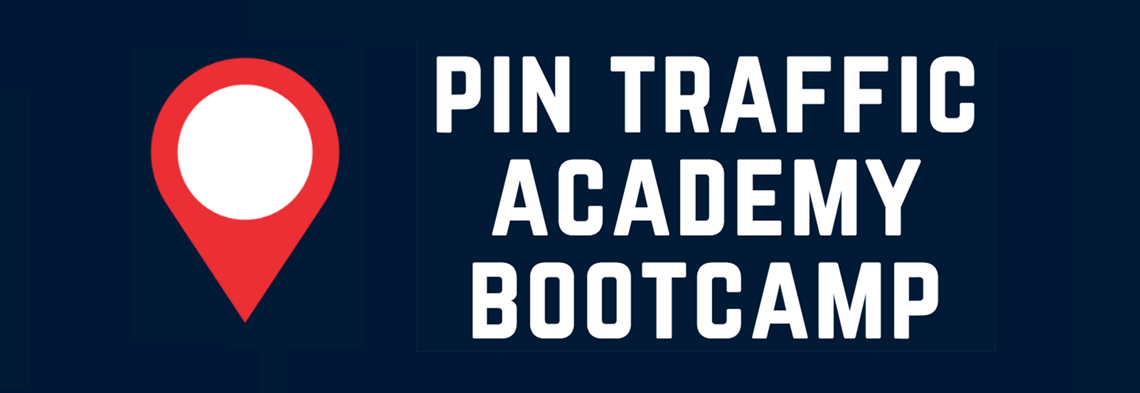 Pin Traffic Academy Bootcamp