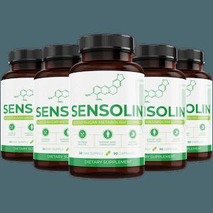 Sensolin 6 Bottles | Truth Nutra