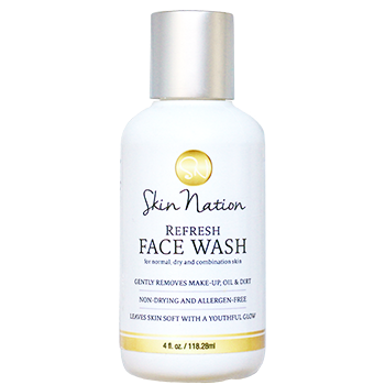 Refresh Face Wash