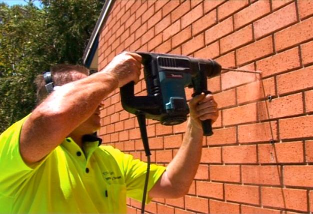 clothesline installation maitland NSW