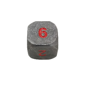 d6 for Dungeons and Dragons