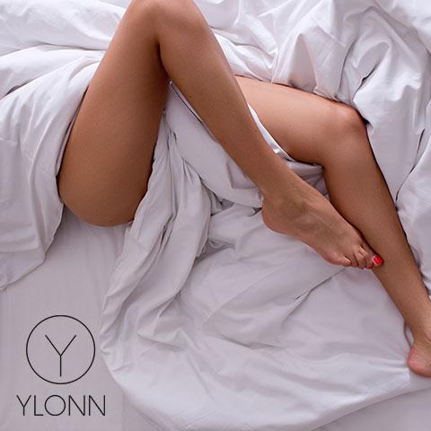 Blij met Ylonn