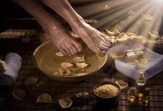 Scrub ritueel