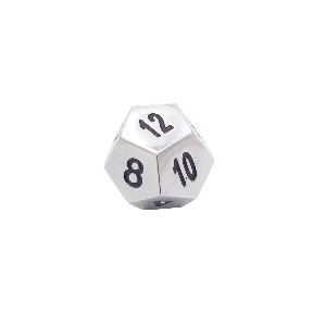 D12 for Dungeons and Dragons