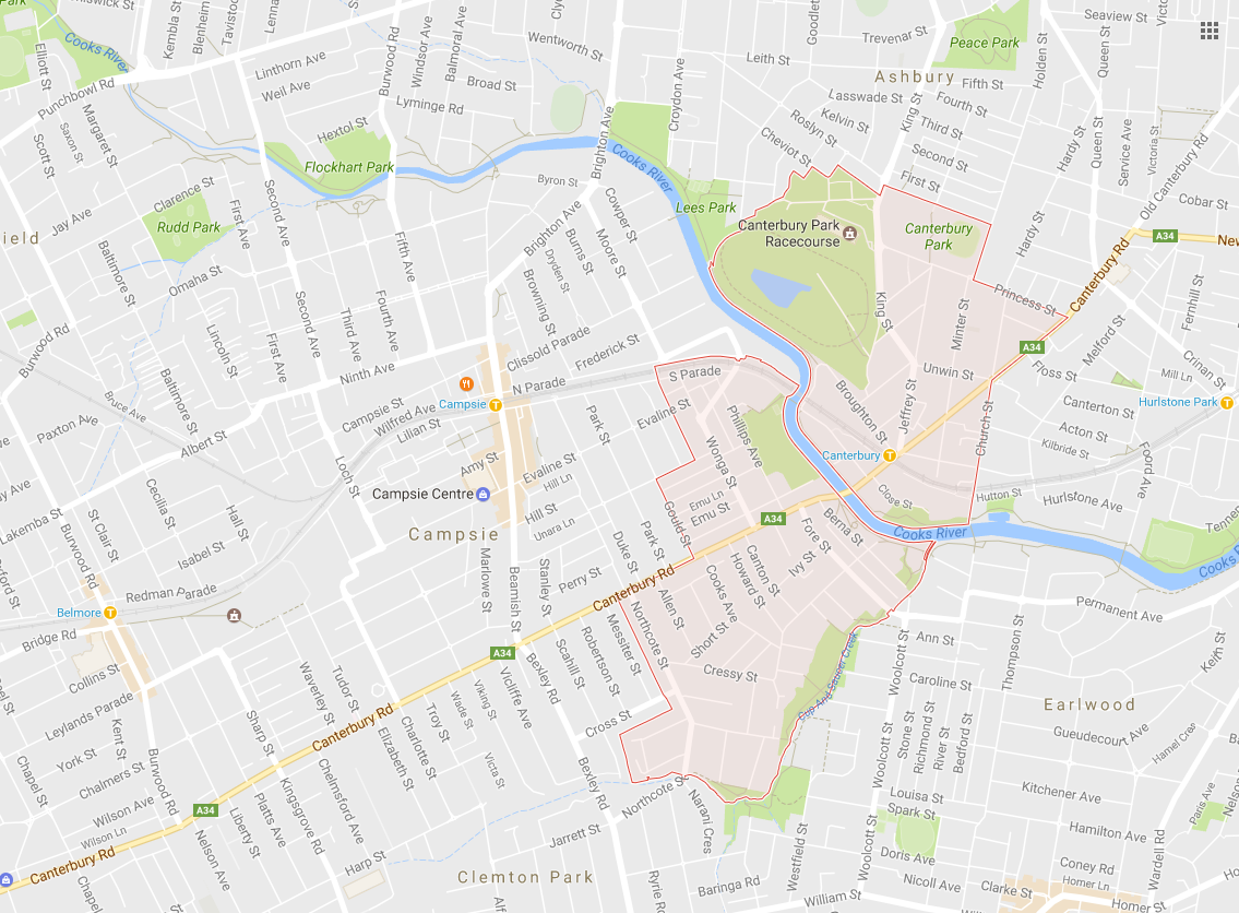 Clothesline Installation Service Area for Canterbury-Bankstown Sydney