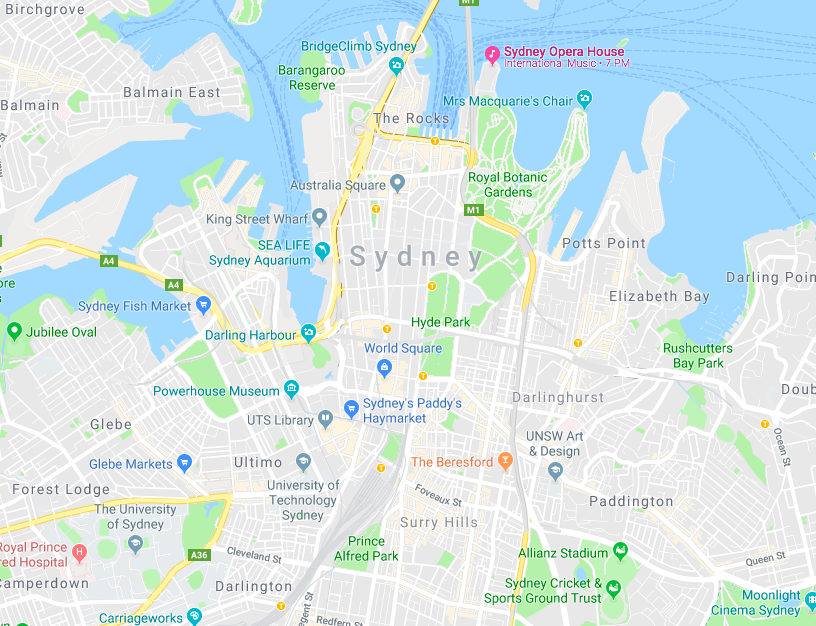 Clothesline Installation Service Area for Central Sydney