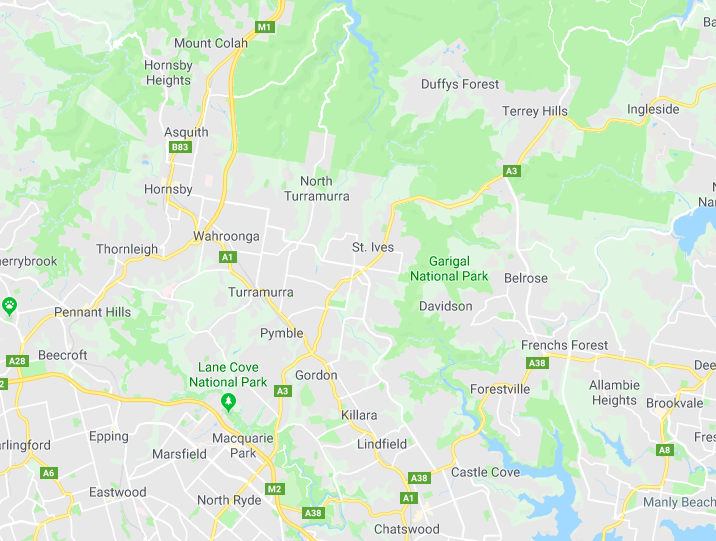 Clothesline Installation Service Area for Forest District Sydney