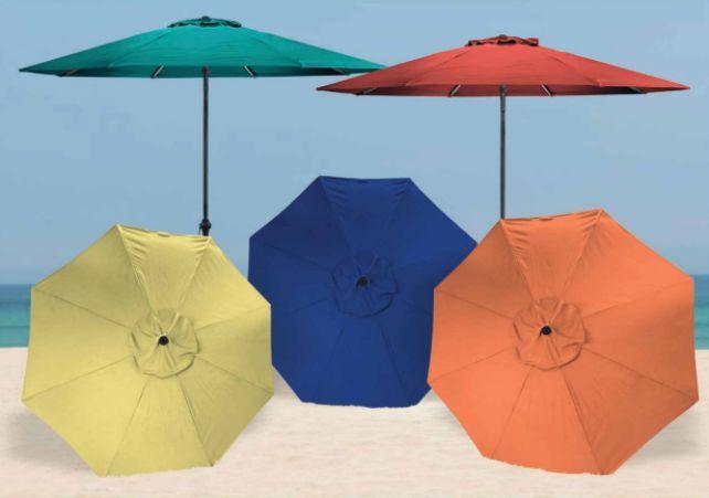 Market Umbrellas