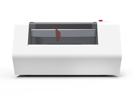 Stygvir STG-MU Mini Laser Engraver and Cutter Front View