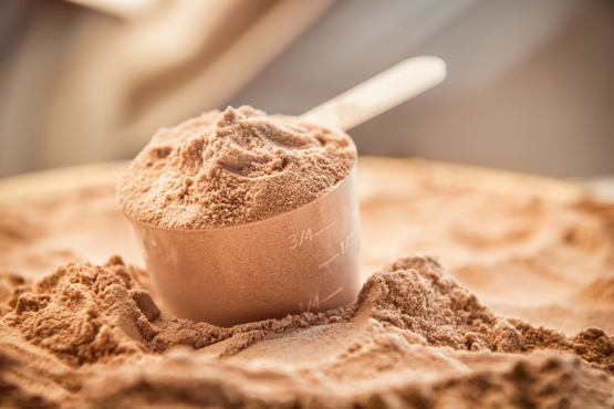 Whey Protein Isolate with low lactose content