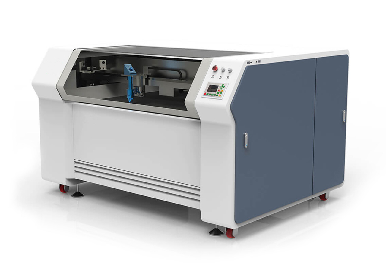 Stygvir STG-XM CO2 Laser Engraver and Cutter for Metal