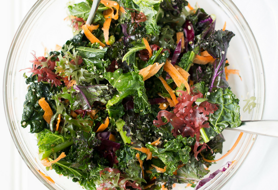 Lutein Salad