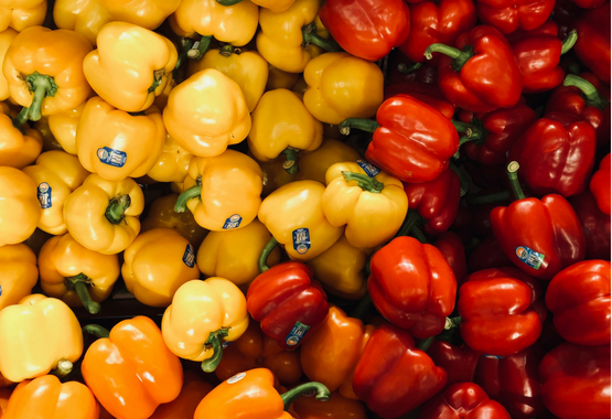 Zeaxanthin peppers