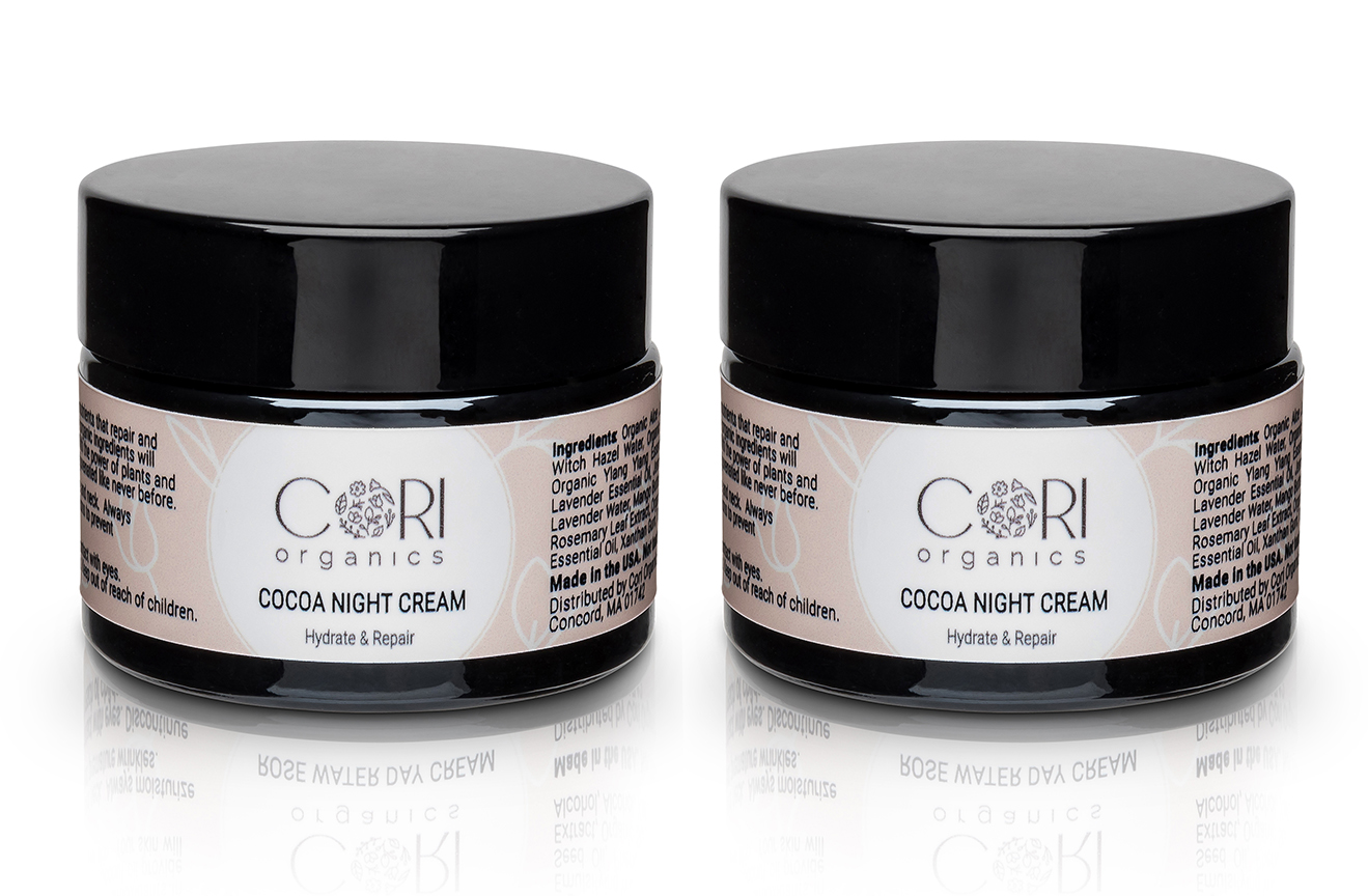 2 cocoa night cream