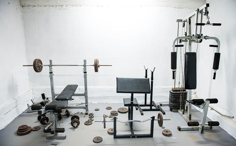 home gym equipment Ireland