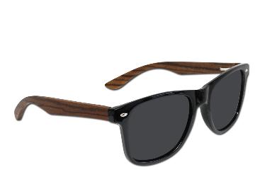 Eye Love Wood Sunglasses
