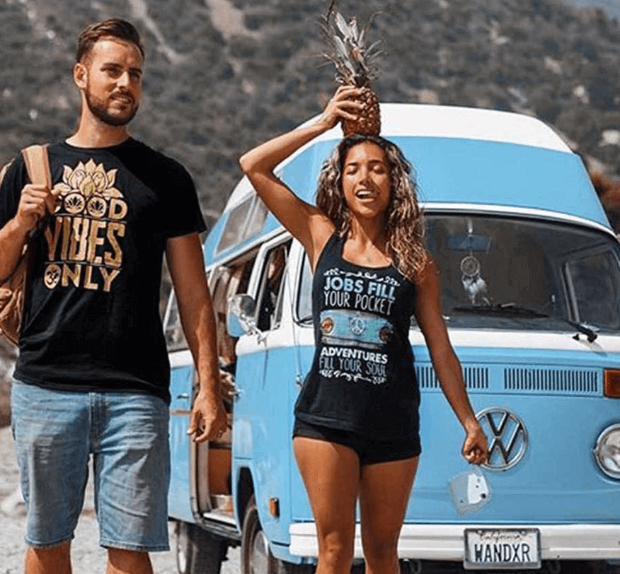 Peace and Love Apparel | Hippie Style Apparel | YesWeVibe