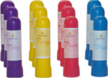 Instant Moods Pre-Loaded Inhaler 4 Pack x 3