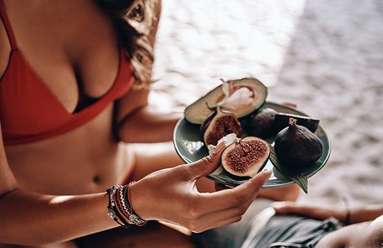 Fruit tussendoortjes